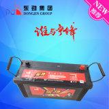 bateria de carro acidificada ao chumbo livre da manutenção de 75D23 (12V60AH) Dongjin auto