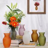 Vaso di vetro del fiore