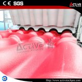 Máquina acanalada del estirador del azulejo de azotea del PVC