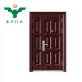 Calentador de Agua de la seguridad de alta calidad de la puerta de acero Diseño de la puerta de hierro