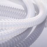 Circuit de respiration d'anesthésie réutilisables en silicone