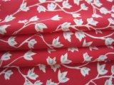 Heißes verkaufenPrnting Kleid-Ausgangsgewebe gestricktes Gewebe