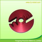 CNCによって機械で造られるコンポーネント、精密CNCの部品