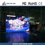 P4 à l'intérieur de l'écran de panneau à LED avec 512 mm x 512 mm HD Cabinet moulé