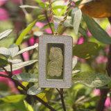Bevroren uit Hip Hop Gouden Maagdelijke Mary Pendant Designs Mjhp140