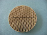 Four infrarouge Honeycomb cordiérite plaque en céramique pour le brûleur