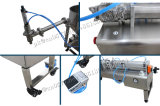 Halbautomatische Paste und Flüssigkeit-Füllmaschine für Tomatensauce (G1WGD2000)