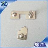 Soem, welches die Teile negativ und positiven Batterie-Sprung-Kontakt mit Nickelplattierung stempelt