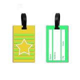 Standardgröße weiche Belüftung-Gepäck-Marke mit kundenspezifischem Firmenzeichen