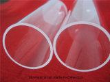 Tamaño personalizado de anillo de cuarzo claro