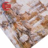 300*600 cerámicas baldosas de pared y el espejo y cristal de chorro de tinta de calidad en diseño Foshan Factroy