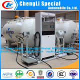 ASME Factory 10m3 5tons LPG Gas Refilling Skid Plant Station LPG Gas Injectors LPG Injection System Gas Filling Station LPG Gas Bottling Plant