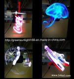 De holografische 3D Machine van de Reclame