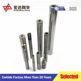Boorstaaf van de Trilling van het Carbide van het wolfram de Anti voor het Hulpmiddel van de Draaibank