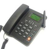 Telefono senza fili fisso doppio di SIM GSM con multilingue