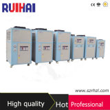 비용 성과 3HP 가공 식품 필드 산업 냉각장치를 위한 공기에 의하여 냉각되는 냉각장치 8.39kw/2.5ton 냉각 수용량 7216kcal/H
