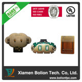 Placa de circuito impreso flexible rígido para automoción de PCB y aparatos médicos