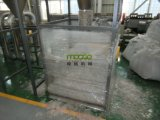 Mise au rebut de recyclage du plastique en polyéthylène en polypropylène machine à laver pour sacs de jumbo