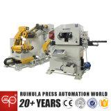 Alta precisión Nc que endereza el alimentador automático 3 en 1 para la prensa (fabricante de China)