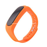 Intelligenter Wristband Bluetooth Smartband Eignung-Verfolger Sports wasserdichtes intelligentes Armband