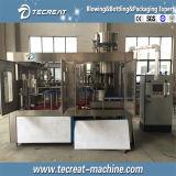 完全な満ちるラインのための200ml 350ml 500ml 600ml 1500mlペットびんの天然水のびん詰めにする機械