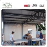 Casas modulares prefabricadas prefabricados panel sándwich de la Casa Hogar Villa