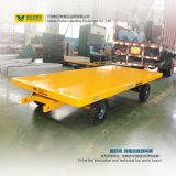 Remorque orientable motorisée sur le transport de rez-de-chaussée