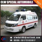 Непредвиденный автомобиль машины скорой помощи, автомобиль машины скорой помощи газа от Китая с медицинским оборудованием для горячего сбывания