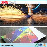 Лазер высокого качества и гравировка CNC лист пластмассы ABS