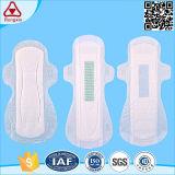 Usine menstruelle de garniture de femmes de serviette hygiénique de coton d'aperçu gratuit