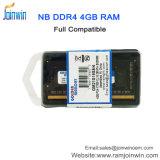 Merk en de ModelRAM van het Aantal cpu 4GB DDR4 voor Laptop Prijs