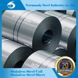 O SUS304 2b da bobina de aço inoxidável de superfície para decoração