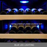 De volledige Glijdende Kelder van de Wijn van Planken met Genezen Handvat