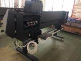 デジタル印字機1.8m X6-2030xuvを転送するXaar1201競争の紫外線ロール