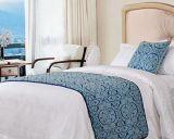 Hotel de la ropa de cama de algodón peinado conjuntos de ligamento tafetán