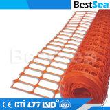 De HDPE arame revestido de plástico durável Netting empurrador de campo