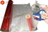 押すホイルのPorの多彩で熱いペーパー; プラスチック; ファブリック
