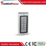 Leitor de cartão autônomo do controle de acesso de Wiegand 26 impermeáveis RFID do metal de W1-B