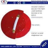 Франтовская портативная миниая оптически легкая машина маркировки лазера высокой точности