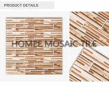 Azulejo de mosaico de cristal de los nuevos de la viruta de la talla 48X148m m de la cocina azulejos de Backsplash Dubai