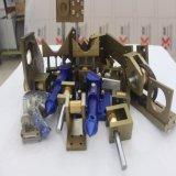 De houten Snijder van de Laser van Producten met het Gekloofde Platform van de Strook (JM-1610H)