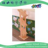 새로운 디자인 학교 아이들 (HG-4107)를 위한 나무로 되는 책 전시 선반