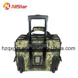 Лучшее качество Camo цветной многофункциональный инструмент сумки тележки Rooling мешок с тягу и колеса