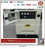 10kw/13kVA diesel Stille Generator met Perkins motor-20171010f