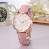 Hot Salts Watch ODM Leather Watch Fashion Watch (Wy-132C)