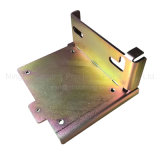 Поддержка агрегата разделяет часть металлического листа