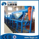500kg/H het recycling van Machine/de Lijn van het Recycling van de Fles van het Huisdier