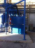 LPGのガスポンプの生産ラインショットブラスト機械