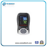 2.8インチの獣医のモニタのための携帯用獣医のパルスの酸化濃度計