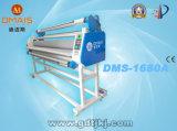 """DMS 63は""""二重耐久のシリコーンのローラーを持つ自動冷たいラミネータを進めた"""
